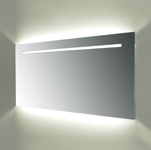 New LIGHTING UP BATHROOM MIRRORS WITH LIGHTS  Bath Decors