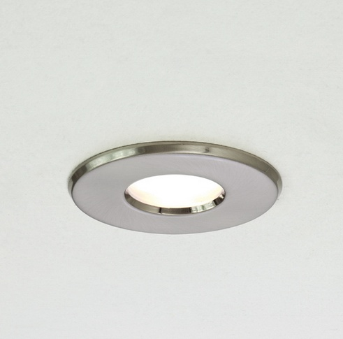 IP65 Showerlight: Offered in Three Finishes