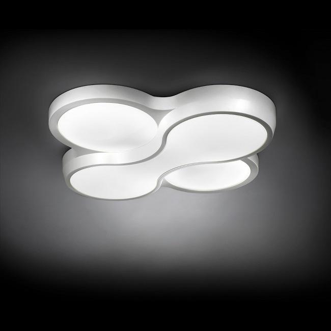 Unique 4 Light Ceiling Light