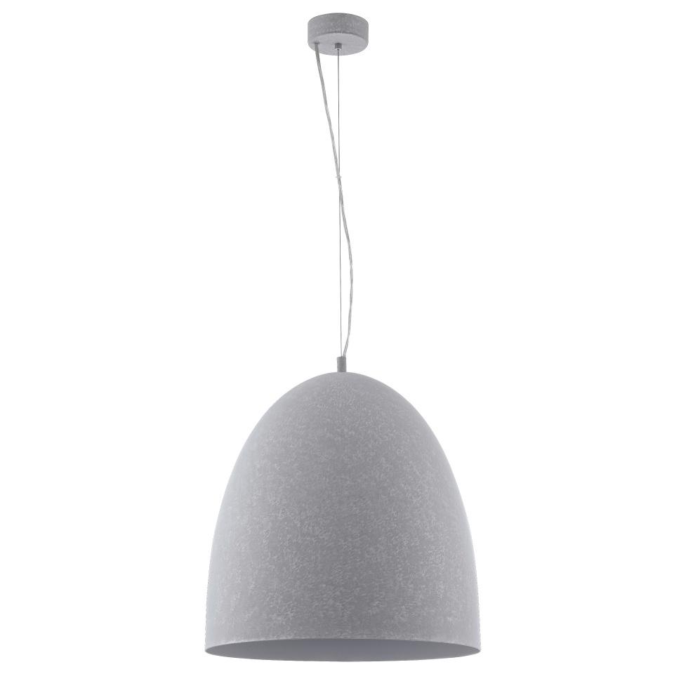 Grey Steel Pendants