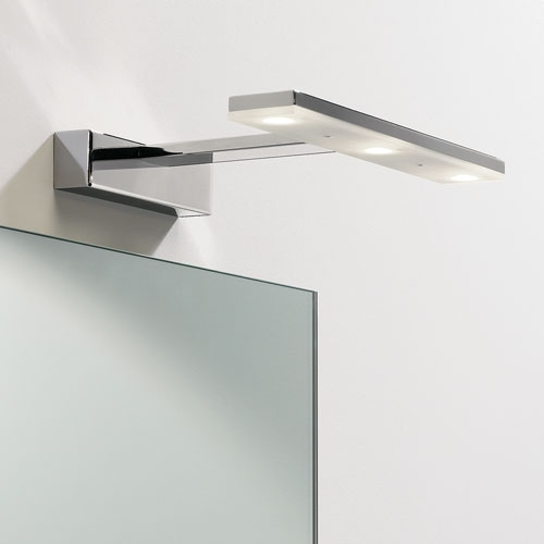 Led Bathroom Mirror Light With Adjustable Head