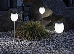 Stainless Steel Solar Spike Lights