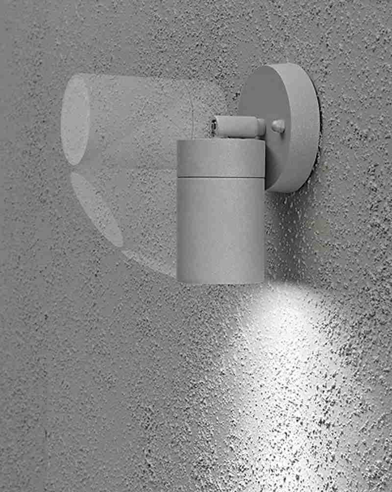 Adjustable Exterior Wall Lights : Adjustable Outdoor Wall Light