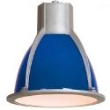 Axl Cast Aluminium Pendant - Blue- Saving you �130.00