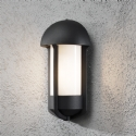Modern Curvy Pill Wall Light