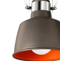 Retro Diner Pendant in Vibrant Colours