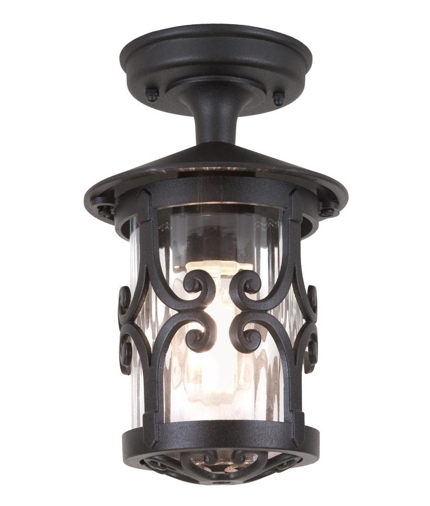 Hereford Scroll Rigid Porch Lantern- Saving you �7.50