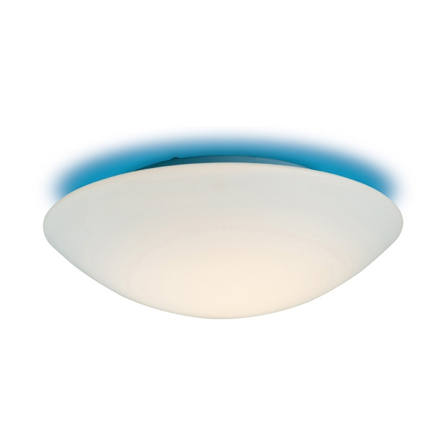 Orange or Blue Disc Light