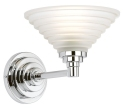 Art Deco Wall Light - Single Arm