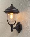 Capped Wall Lantern - Standing- Saving you �8.00