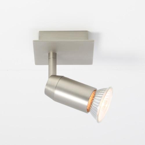 Wall or Ceiling Adjustable Spot Light - Single