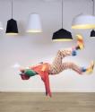 Circus Pendant - Three Shapes & Sizes