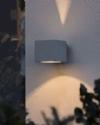 Cube Wall Light with Fan Effect- Saving you �9.40