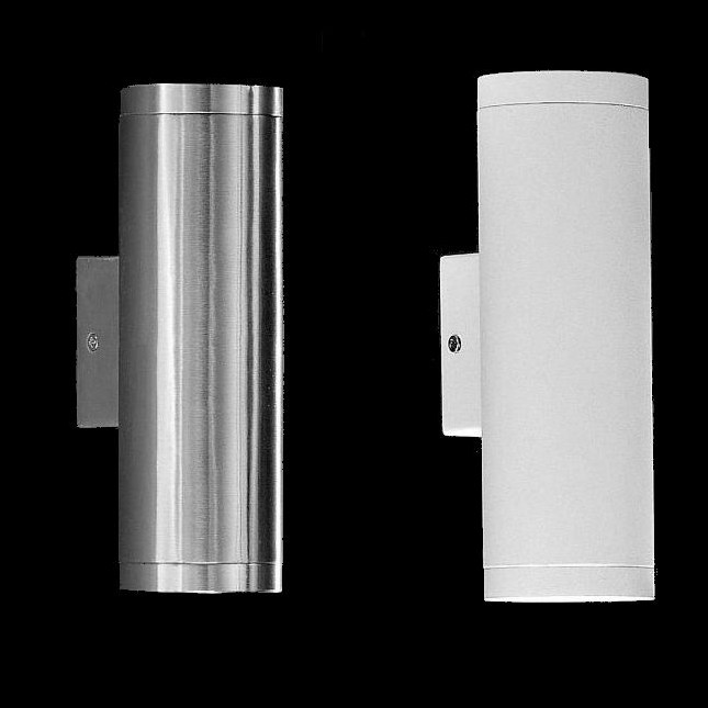 Exterior Wall Lights Up Down : Exterior Up & Down Wall Light H:200mm