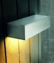 Rhombus Exterior Wall Light