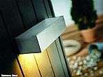 Rhombus Exterior Wall Light