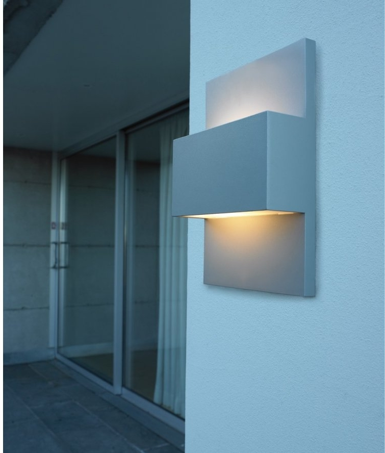 Exterior Wall Lights Ip65 : Exterior Wall Downlight