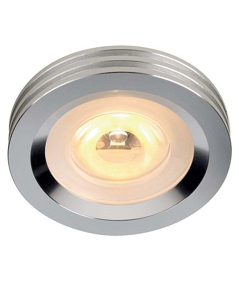 Fixed LED Downlight in Aluminium