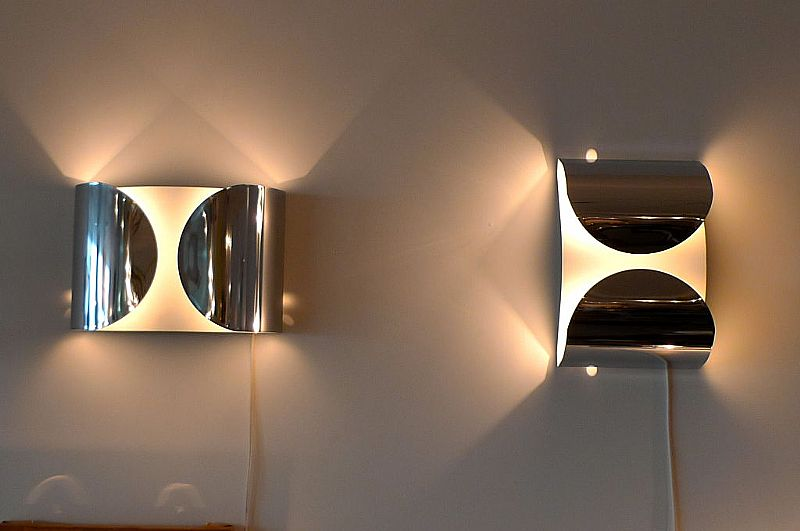 foglio wall light by flos