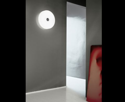 Button Wall Or Ceiling Light