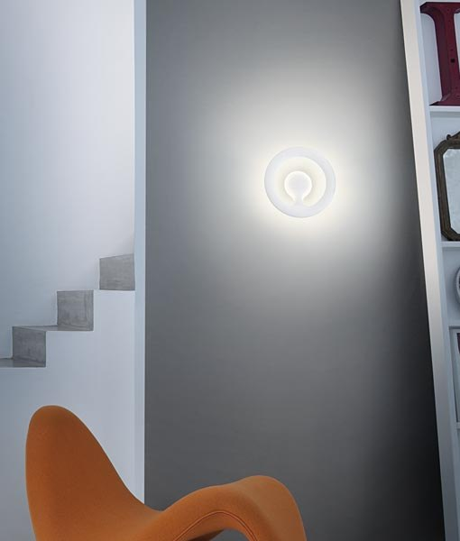 Orotund Wall Light by Flos