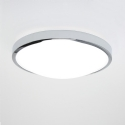 Circular Bathroom Light for Wall or Ceiling