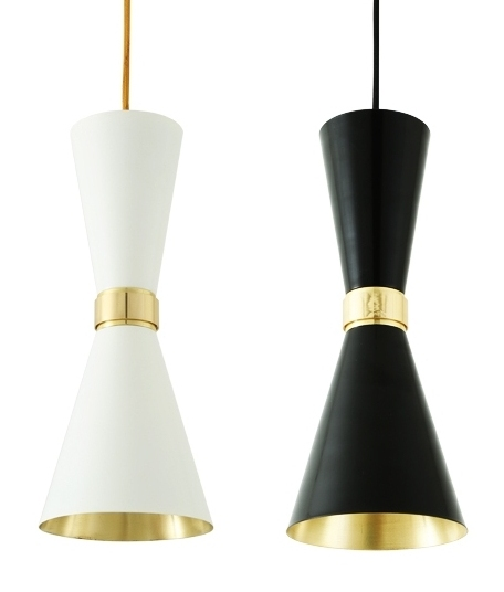 Hourglass Elegant Pendant light