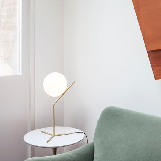 Ic t1 t2 table lamps by flos - Ic lights flos ...