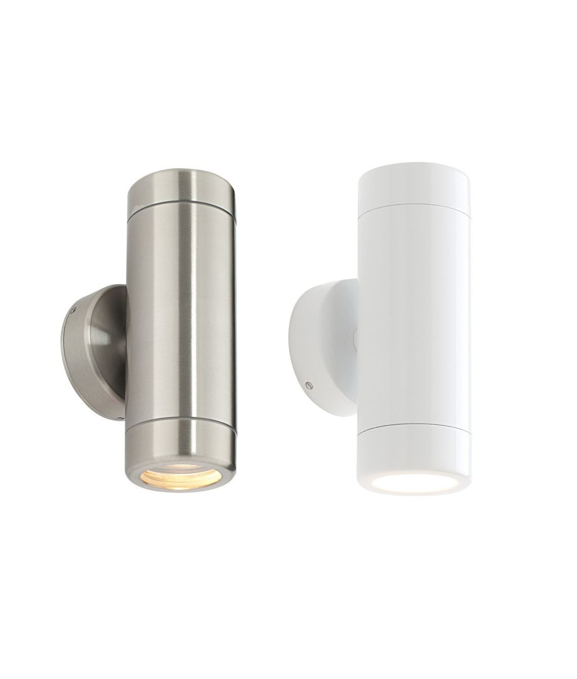 Exterior up down ip44 ip65 wall light for Exterior up down wall light