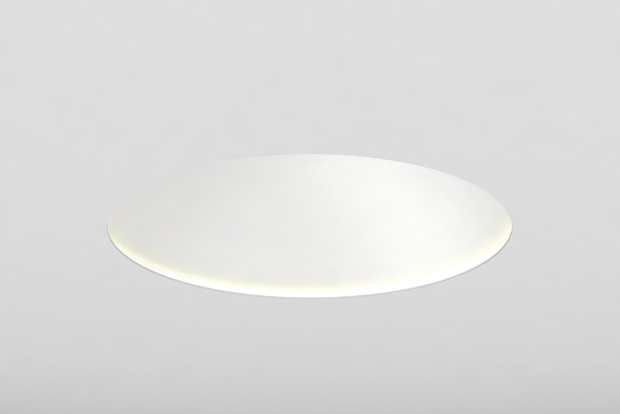 Edge Lit Sculptured Plaster In Ceiling Domes |Plaster Domes