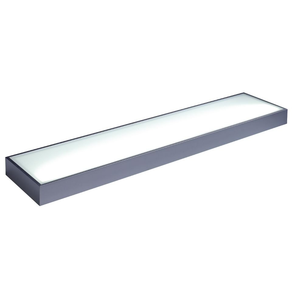 illuminated led box shelf