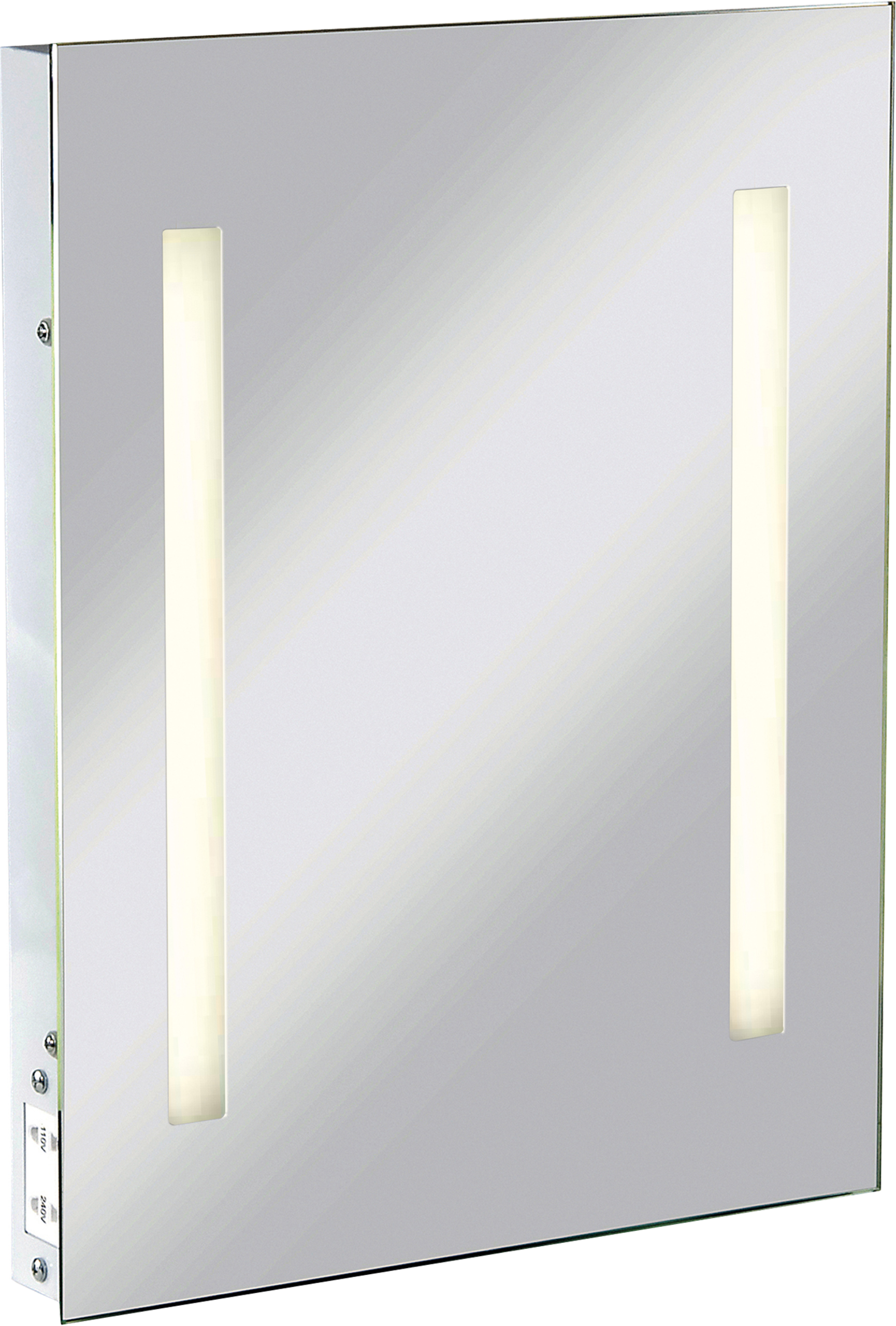 illuminated bathroom cabinet with shaver point illuminated bathroom mirror with shaver point 25550