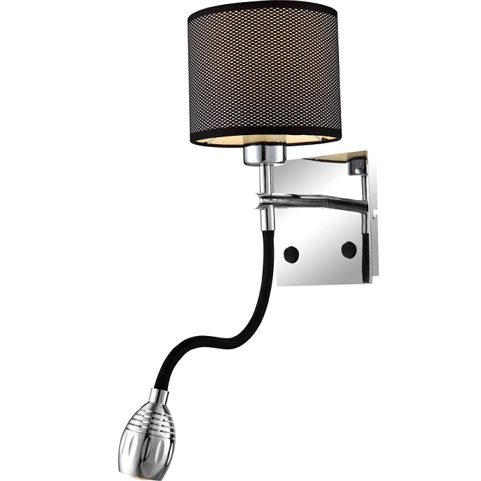Wall Mounted Bedside Lamp Nz : Home Lighting Wall Lighting DLHAW101 - Over Bed Reading Light Images - Frompo
