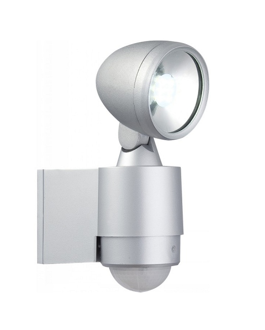 Led Outside Wall Lights With Pir : Modern LED Wall Light with PIR