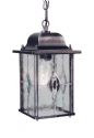 Exterior Chain Lantern with Leaded Glass- Saving you �8.40