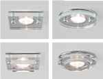 Compact Glass LED Downlights - IP65 Rated- Saving you �10.56
