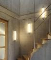 Blimp Shaped Wall Light