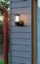 Exterior Wall Light H:230mm x D:105mm- Saving you �6.40