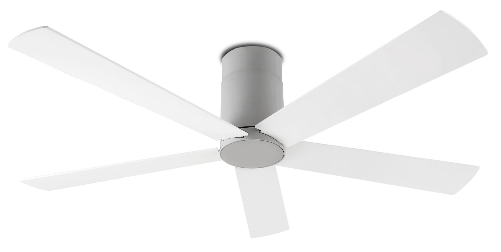 White Or Grey Option Ceiling Fan