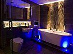 Beautiful Bathroom Mood Lighting  Thame Electrical