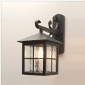 Large Square Windowed Wall Lantern - Saving you �8.92