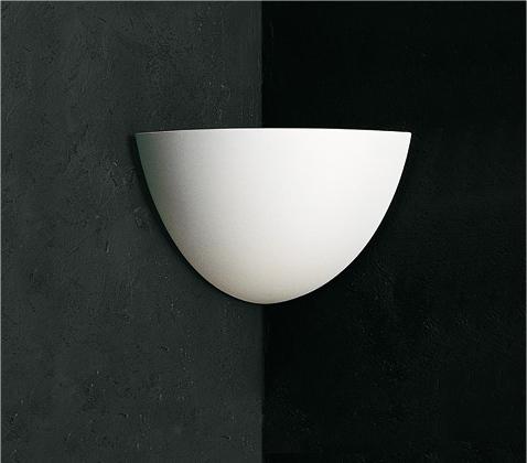 Plaine Plaster Corner Uplight