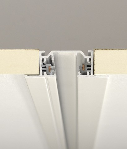 Recessed Single Circuit Lighting Track