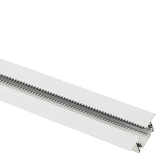 Recessed Led Track Lighting: Recessed Single Circuit Lighting Track