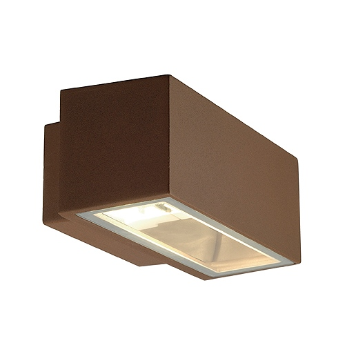 Modern Box Outdoor Wall Light Up & Down -> Wandleuchte Led Modern