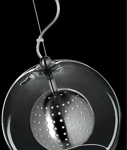 Globe Single Glass Pendant