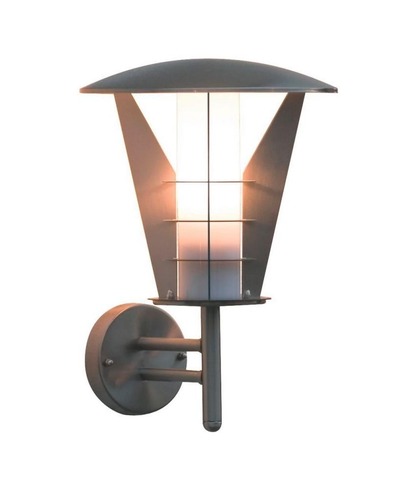 Stylish Stainless Steel Wall Light- Saving you �20.60