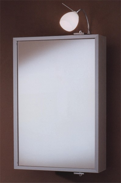 Nutone 455FL Recessed Cabinet with Built In Side Lights