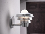 Exterior Tiered Wall Light - Upwards
