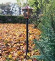 Copper & Glass Post Lamp- Saving you �48.80
